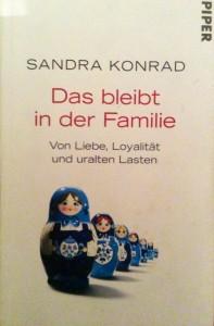 Es bleibt in der Familie - Sandra Konrad