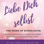 Liebe Dich selbst - Seminar in Düsseldorf